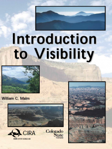 Intro to Visibility
