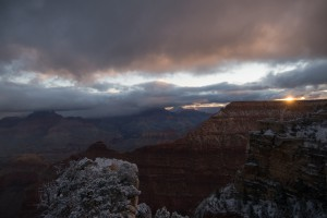 Mather Point Sunrise-6