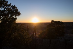 Sunset at Yaki Point-6