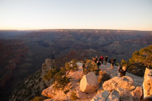 Sunset at Yaki Point-7